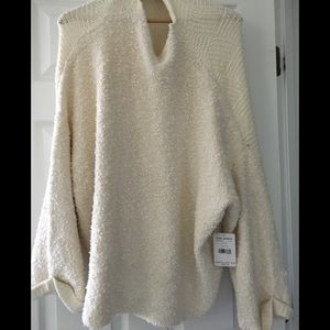 Free People cozy sweater